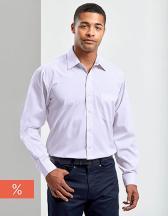 Men´s Poplin Long Sleeve Shirt