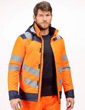 Pro Hi-Vis Thermogen Heated Jacket