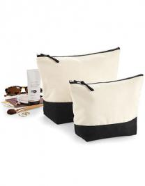 Dipped Base Canvas Accessory Bag